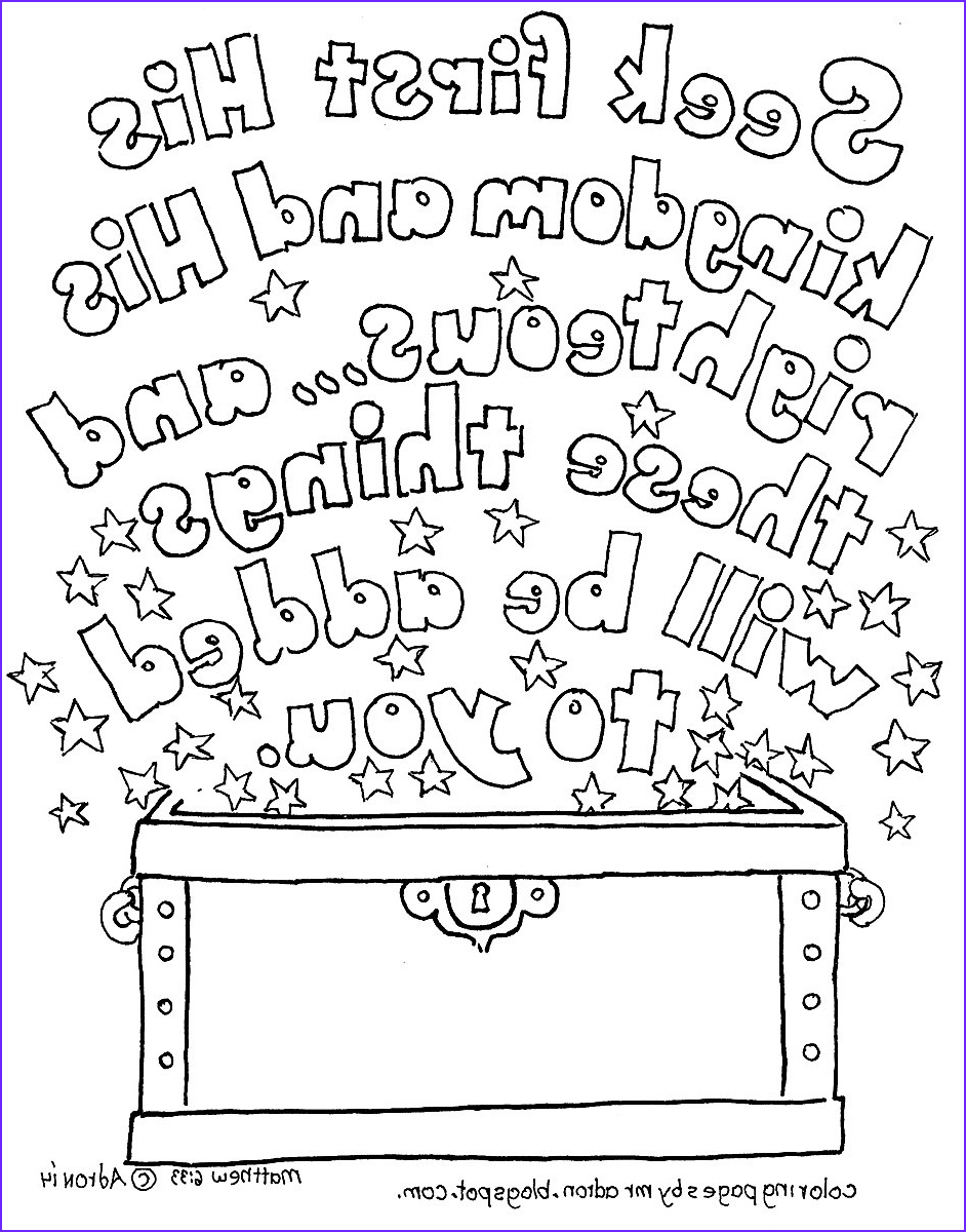 gospel coloring pages