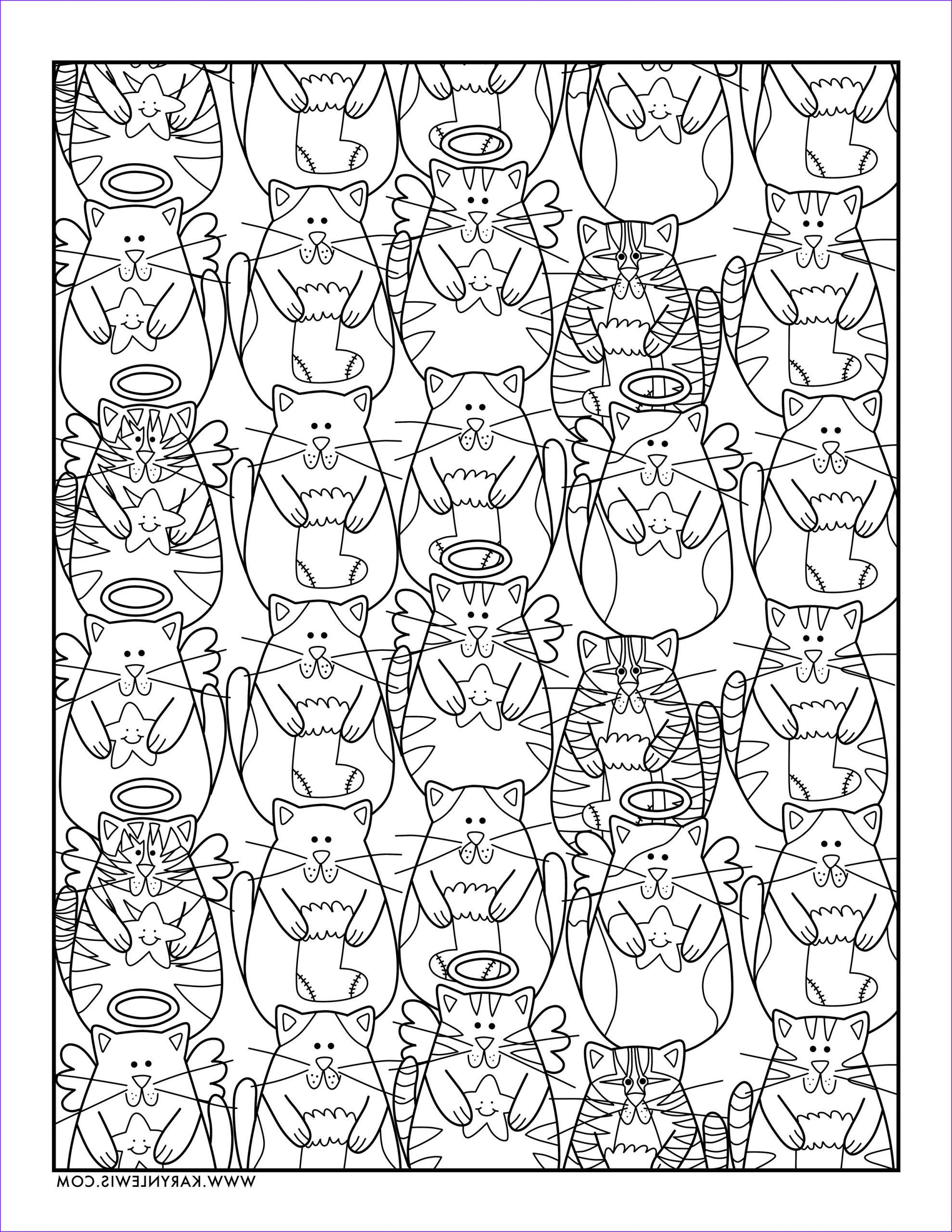 Christmas Adult Coloring Beautiful Gallery Free Coloring Pages For Download