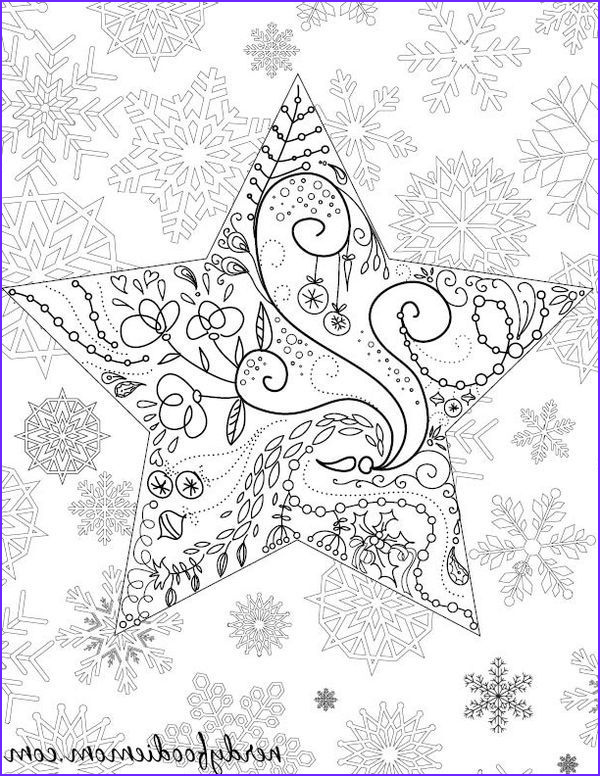 Christmas Adult Coloring Beautiful Photography Christmas Adult Coloring Page Crafts