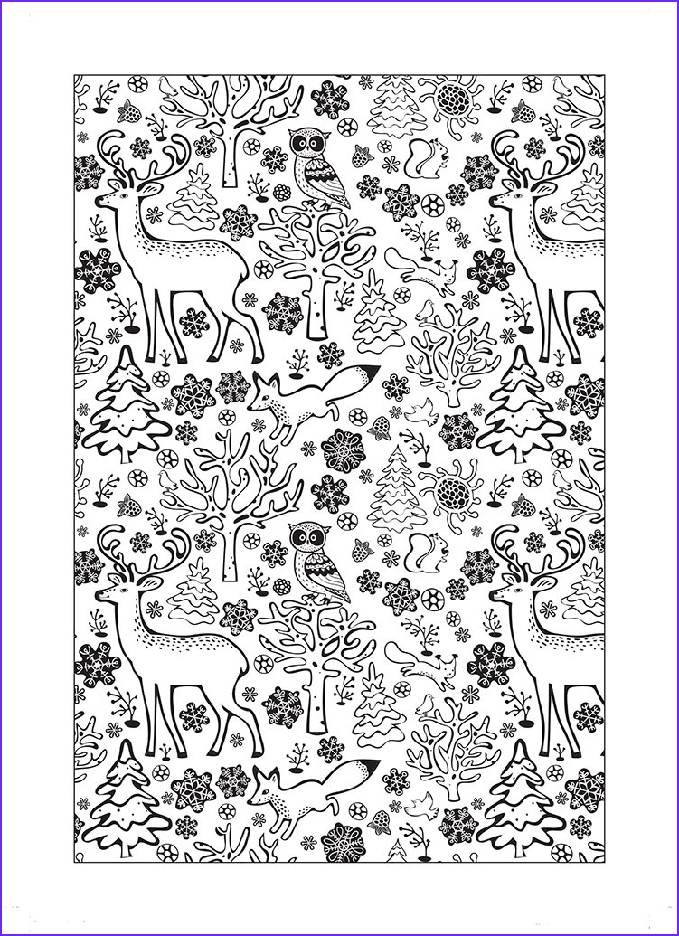 Christmas Adult Coloring Best Of Images Free Christmas Colouring Sheets Papercraft Inspirations