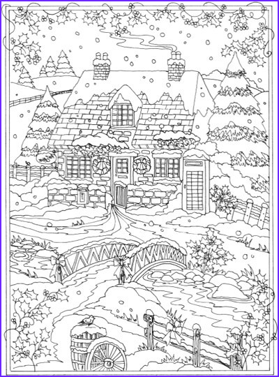 Christmas Adult Coloring Books Awesome Collection 22 Christmas Coloring Books to Set the Holiday Mood