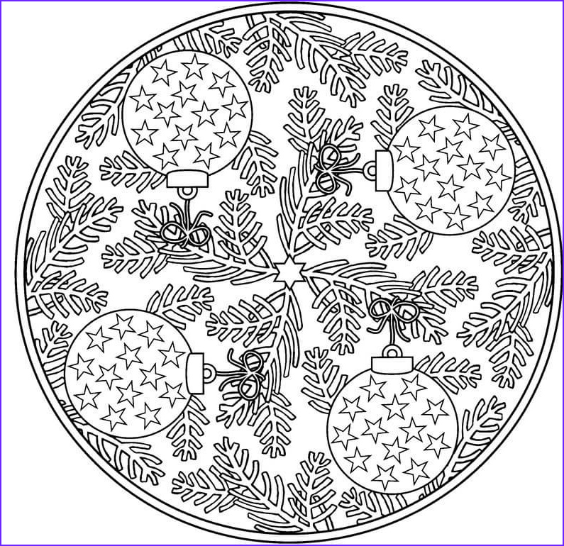 Christmas Adult Coloring Books Best Of Gallery 8 Christmas Coloring Pages For Adults