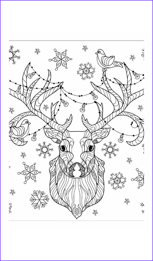 Christmas Adult Coloring Books Elegant Photos Christmas Coloring Book A Holiday Coloring Book for