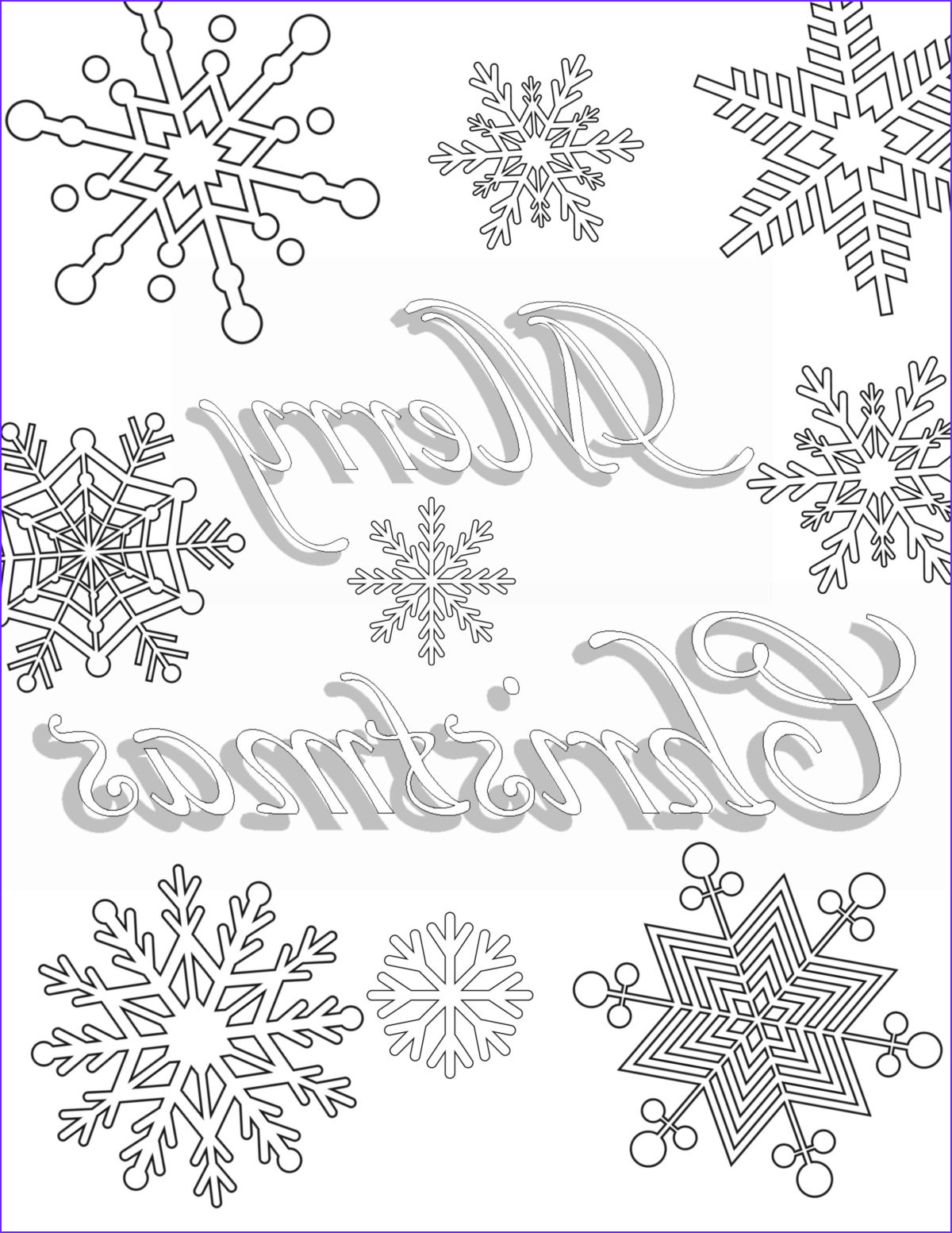 Christmas Adult Coloring Books Unique Image Free Printable Christmas Coloring Pages for Adults