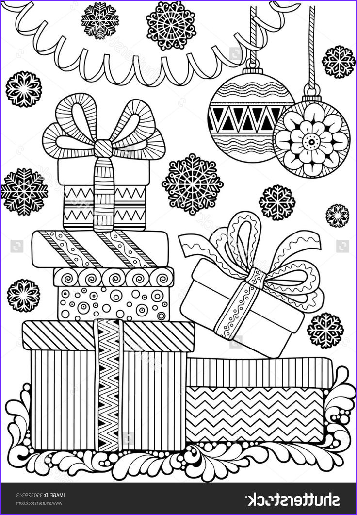 Christmas Adult Coloring Cool Gallery 976 Best Adult Colouring Christmas Easter Zentangles