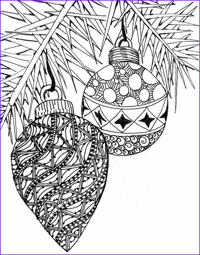 Christmas Adult Coloring New Collection 17 Best Images About Christmas Coloring Pages On Pinterest