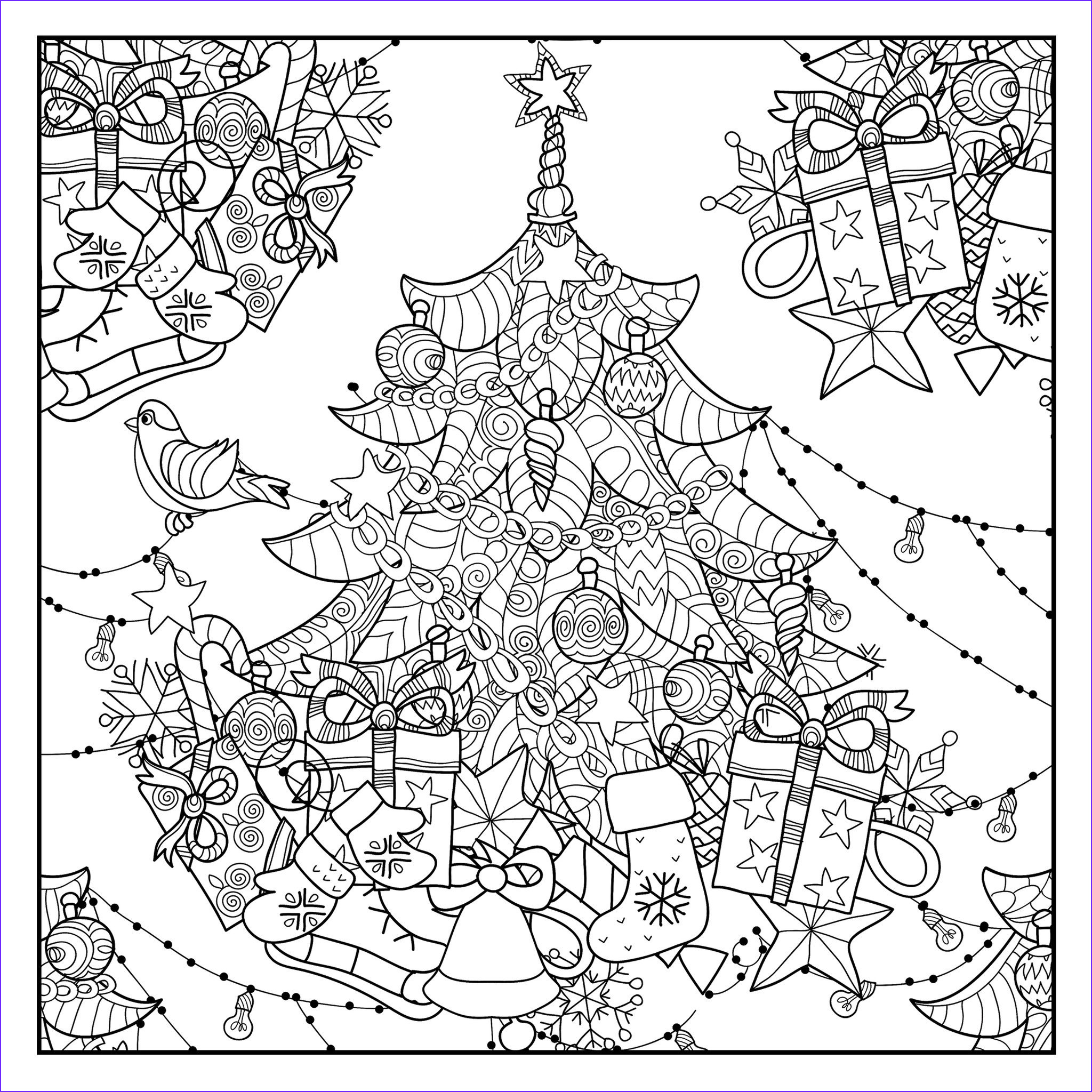 Christmas Adult Coloring New Gallery Christmas Themed Adult Coloring Book With Christmas Cd