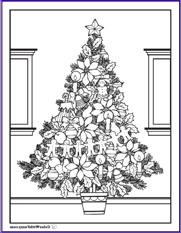 Christmas Adult Coloring New Images 42 Adult Coloring Pages Customize Printable Pdfs