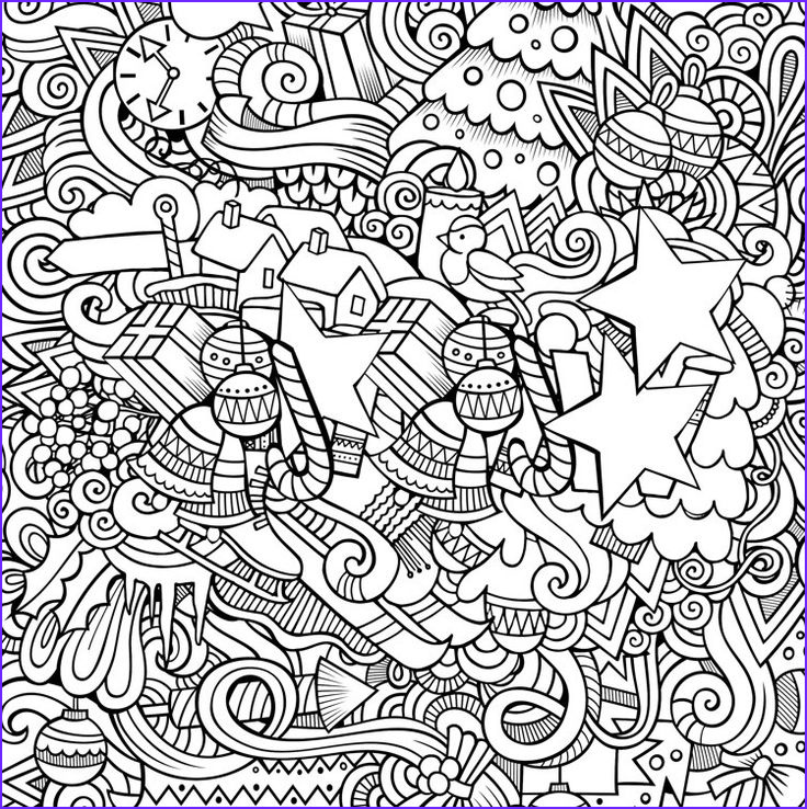 Christmas Adult Coloring Pages Beautiful Photography 17 Best Images About Stress Relief Coloring Pages On