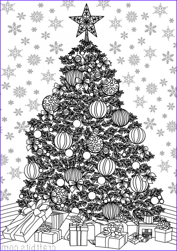 Christmas Adult Coloring Pages Inspirational Collection Christmas Snowflake Coloring Pages Google Search