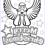 Christmas Angel Coloring Pages Awesome Images Christmas Angel Coloring Page Crafting The Word God