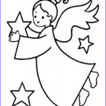 Christmas Angel Coloring Pages Unique Gallery Line Christmas Coloring Book Printables