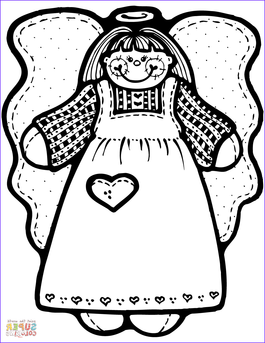 Christmas Angel Coloring Pages Unique Photography Christmas Angel Girl Coloring Page
