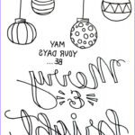 Christmas Coloring Books Cool Photography Free Printable Merry Christmas Coloring Pages