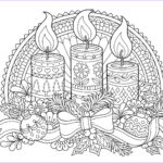 Christmas Coloring For Adults Awesome Collection 12 Christmas Drawing Download Ty
