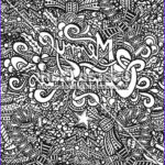 Christmas Coloring For Adults Beautiful Photos New Christmas Coloring Book – Available Now On Etsy