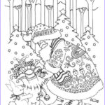 Christmas Coloring For Adults Elegant Photos Christmas Coloring Pages For Adults Best Coloring Pages