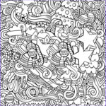 Christmas Coloring For Adults Inspirational Photos 17 Best Images About Stress Relief Coloring Pages On