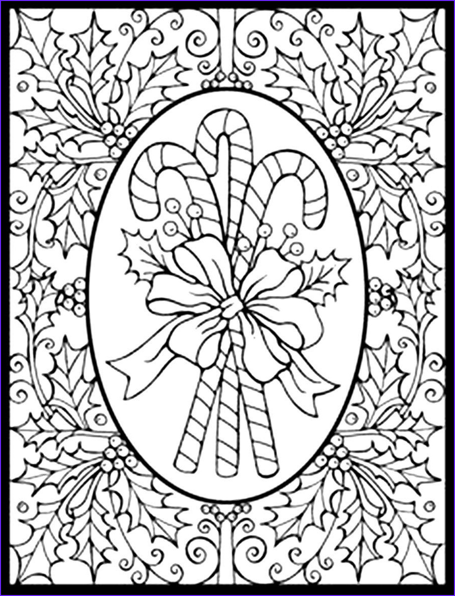 Christmas Coloring for Adults Unique Gallery Serendipity Xmas Pinterest