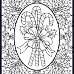 Christmas Coloring For Adults Unique Photography Serendipity Adult Coloring Pages Seasonal Winter Christmas