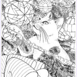 Christmas Coloring For Adults Unique Photos Adult Christmas Coloring Pages Coloring Home