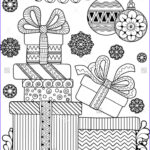 Christmas Coloring For Adults Unique Stock 947 Best Images About Adult Colouring Christmas Easter