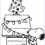 Christmas Coloring Pages Printable Free Awesome Collection Free Printable Charlie Brown Christmas Coloring Pages For
