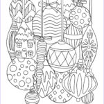 Christmas Coloring Pages Printable Free Awesome Photography Free Christmas Ornament Coloring Page Tgif This