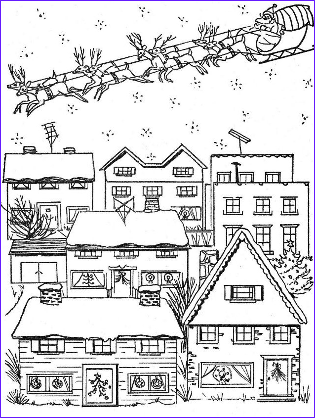 """Christmas Tree Coloring Pages for Adults Awesome Image From """"under the Christmas Tree"""" Coloring Book"""