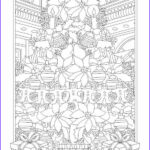 Christmas Tree Coloring Pages For Adults Beautiful Gallery N 563