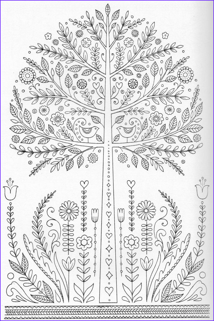 tree coloring pages tree coloring pages for adults christmas tree coloring pages for adults
