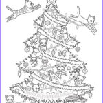 Christmas Tree Coloring Pages For Adults Elegant Photos Christmas Coloring Book By Thaneeya Mcardle — Thaneeya