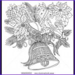 Christmas Tree Coloring Pages For Adults Inspirational Image 80 Best Images About Coloring Pages On Pinterest