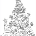Christmas Tree Coloring Pages For Adults Luxury Photos 22 Christmas Coloring Books To Set The Holiday Mood