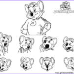 Chuck E Cheese Coloring Page Beautiful Stock How To Draw Chuck E Cheese Coloring Pages Free Printable