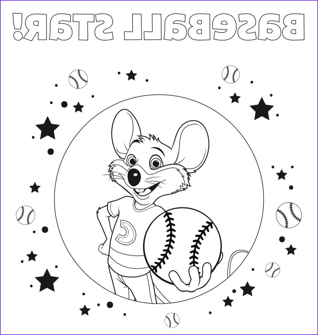 Chuck E Cheese Coloring Page Unique Photography Kid S Corner Activities & Downloads