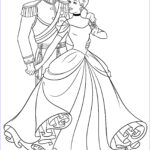 Cinderella Coloring Beautiful Images Cinderella Coloring Pages To And Print For Free
