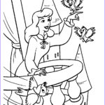 Cinderella Coloring Beautiful Photography Disney Coloring Pages
