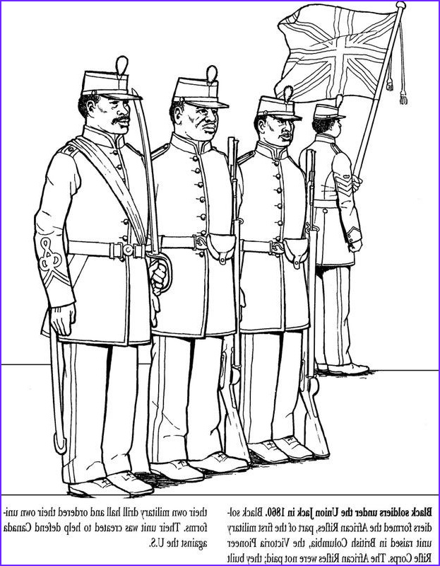 Civil War Coloring Book Beautiful Image Black History Month Coloring Pages