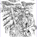 Civil War Coloring Books Cool Photos A Soldier S Life In The Civil War Coloring Page 4 Of 5