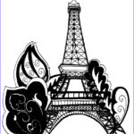 Clip Art Coloring Pages Beautiful Photos Free Printable Eiffel Tower Coloring Pages For Kids