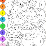 Color By Number Coloring Books Awesome Images Nicole S Free Coloring Pages Color By Number Bunnies