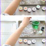 Color Eggs With Food Coloring Beautiful Gallery How To Dye Eggs With Food Coloring Tidbits