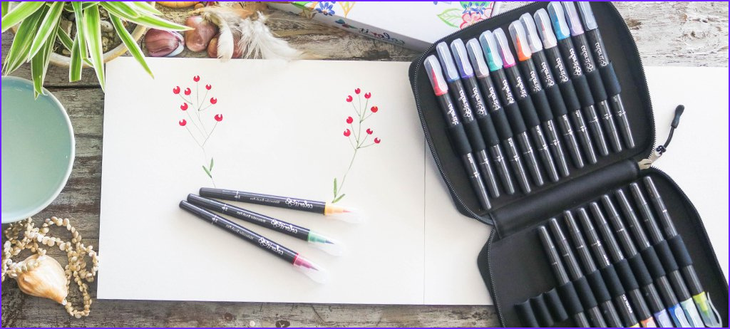 Color It Coloring Books Best Of Photos Adult Coloring Books with Hardback Covers & Artist Paper