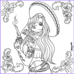 Color Therapy Coloring Pages Awesome Image Pin By Coloring Pages For Adults On Beautiful Women