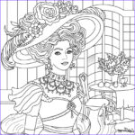 Color Therapy Coloring Pages Beautiful Stock I Colored This Myself Using Color Therapy App For IPhone