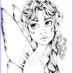 Color Therapy Coloring Pages Cool Collection Fairy Coloring Page The Art Therapy …
