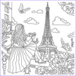 Color Therapy Coloring Pages Cool Photos Paris Coloring Colortherapy App