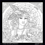 Color Therapy Coloring Pages Inspirational Images Pin By Deborah Keeton On Coloring Pages