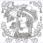 Color Therapy Coloring Pages Inspirational Stock 4061 Best Zentangles Adult Colouring Images On Pinterest